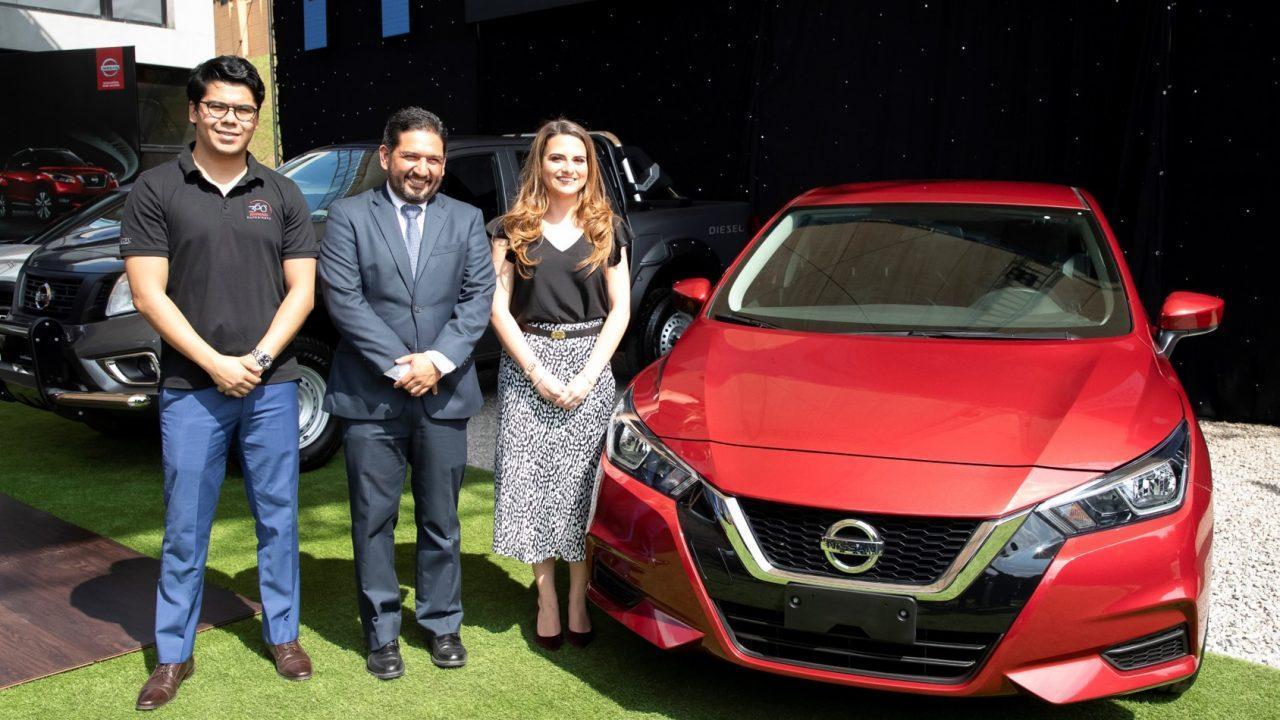Excel realiza el primer evento «Nissan 360 experience» con grandes sorpresas