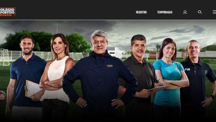 Presentan el Colegio Deportivo Gatorade, la plataforma digital para entrenadores de fútbol