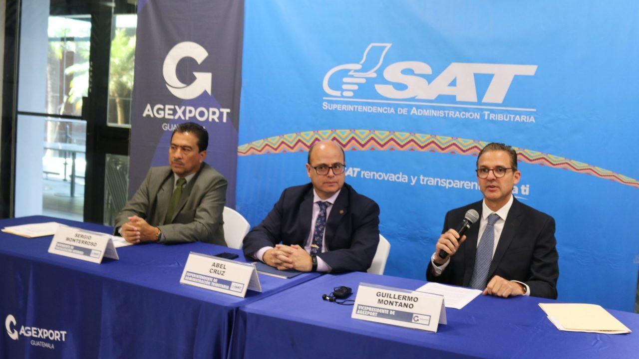 SAT presenta plataforma electrónica para facilitar el proceso de Devolución del Crédito Fiscal