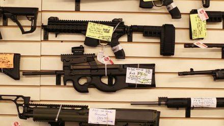 La venta de armas aumentó en todo el mundo