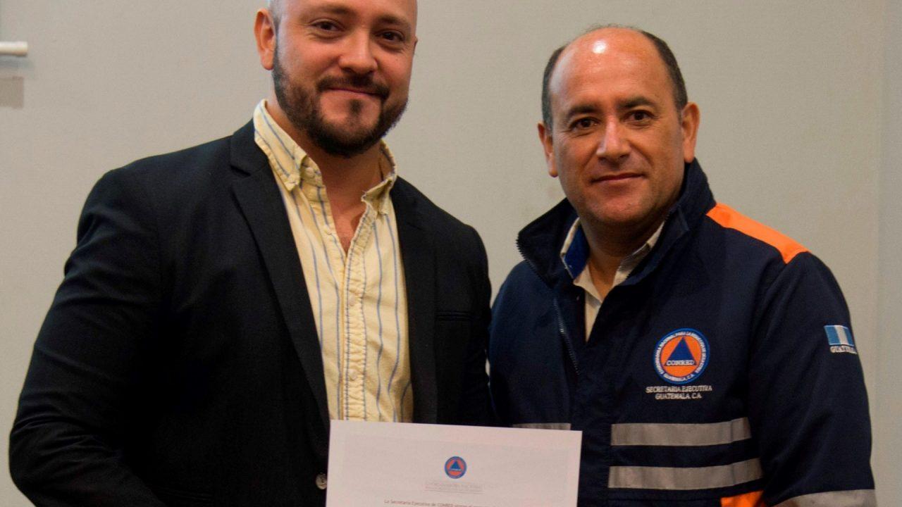 Walmart Guatemala recibe reconocimiento por acciones ante desastres naturales