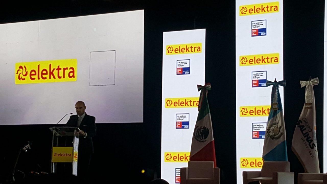 Tiendas Elektra Guatemala obtiene reconocimiento internacional