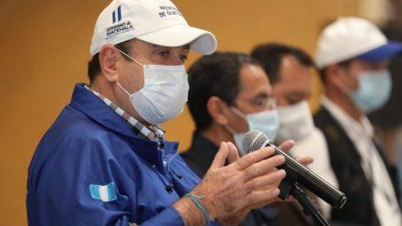 Presidente resalta recuperación de cuatro enfermos de COVID-19, que suma 24 casos en el país