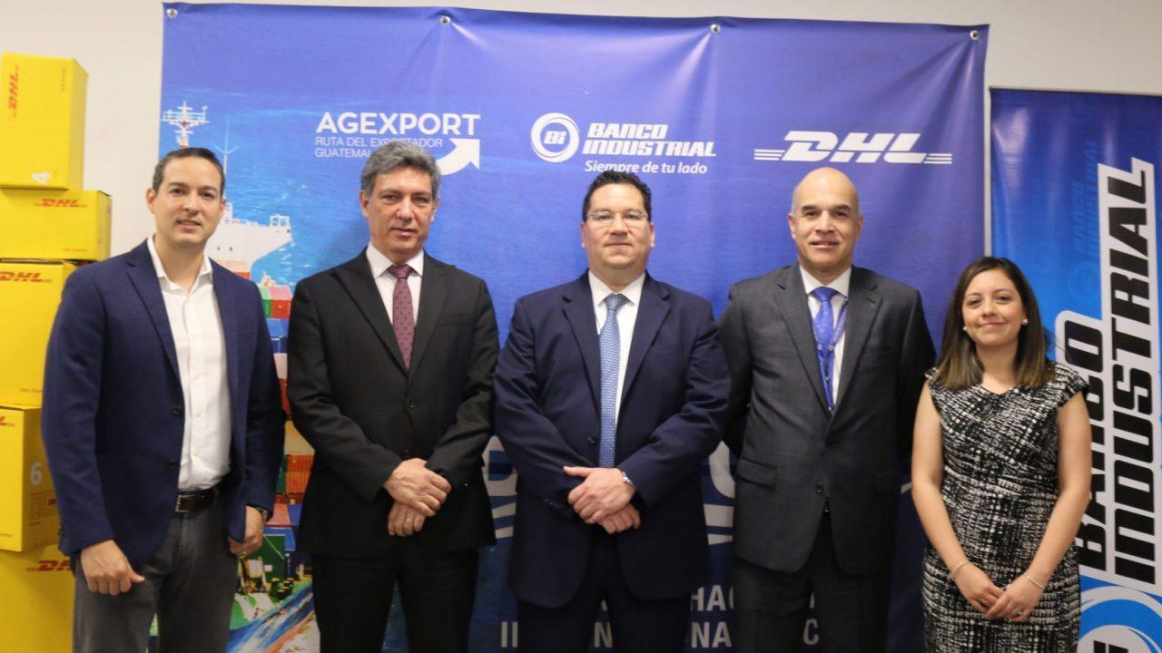 Agexport establece alianza estratégica para impulsar exportaciones