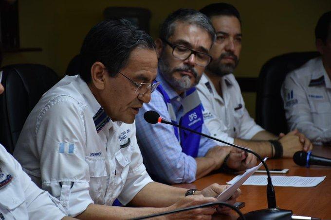 Fallece primer paciente guatemalteco afectado por coronavirus