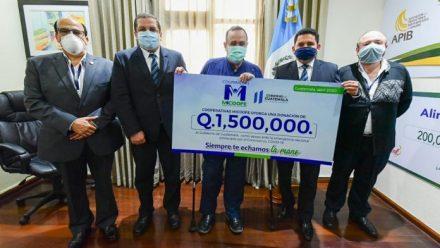 Entidad financiera de cooperativas dona 1.5 mdq para hospitales temporales por coronavirus