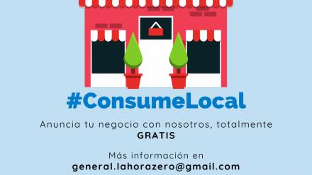 Apoya el #ConsumoLocal
