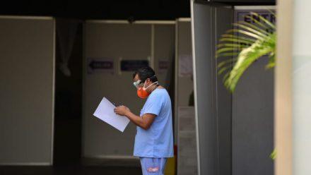 Médicos denuncian serias anomalías en hospital temporal de emergencia por COVID-19