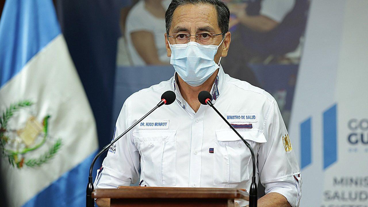 Gobierno reporta cinco fallecidos y 132 personas contagiadas por coronavirus. Van dos mil 133 casos