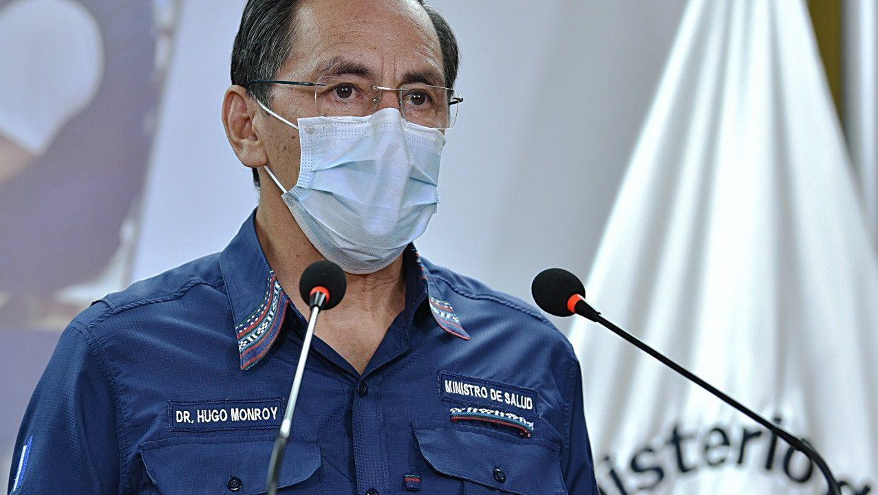 Muertes por coronavirus suben a 102 de un total de cuatro mil 739 casos