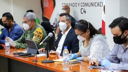 Deja dos muertos y varios heridos sismo en Oaxaca