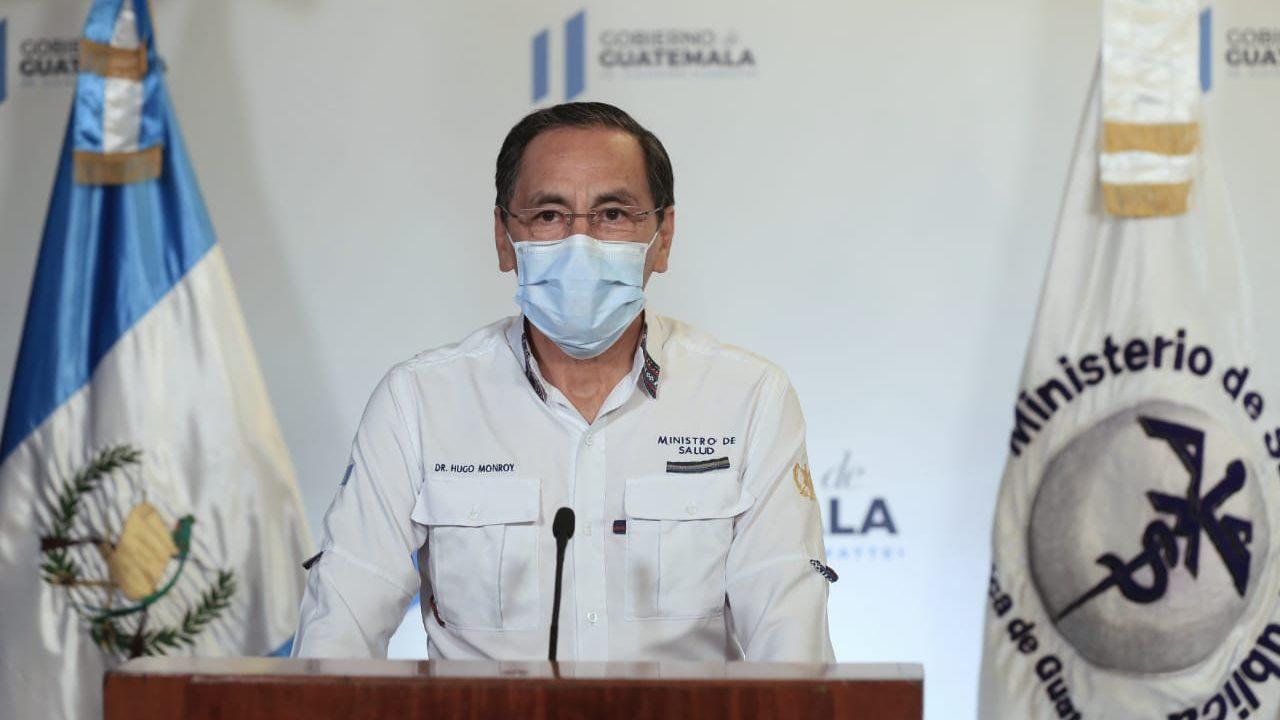 Salud reporta ocho fallecidos y 249 nuevos casos coronavirus en comienzo mes