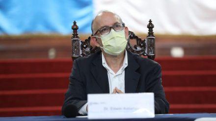 Comienza labores máxima autoridad contra coronavirus en Guatemala