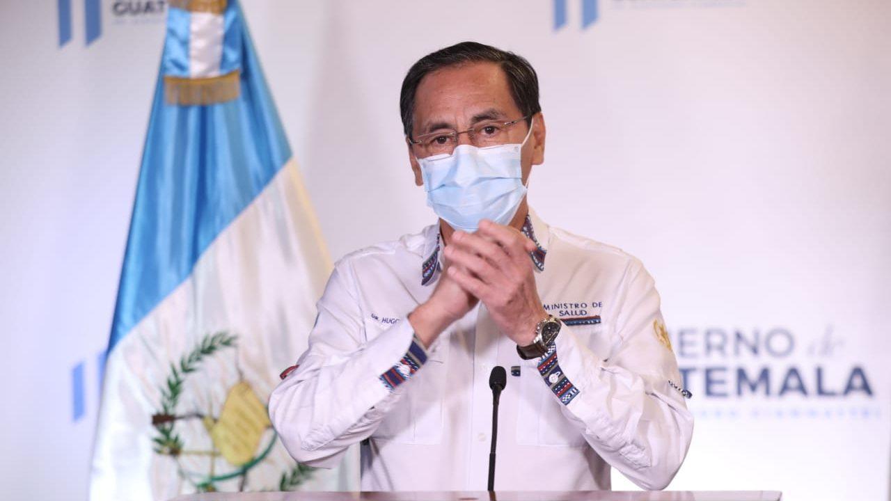 Número muertes aumenta a 123 de cinco mil 586 casos de coronavirus