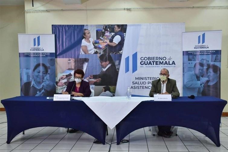 Gobierno informa de resultados auditoría técnica sobre situación coronavirus
