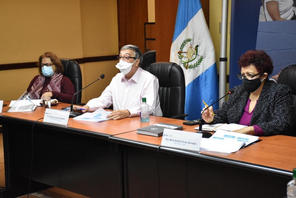 Ministerio de Salud reporta 961 personas contagiadas y 47 decesos por Covid-19