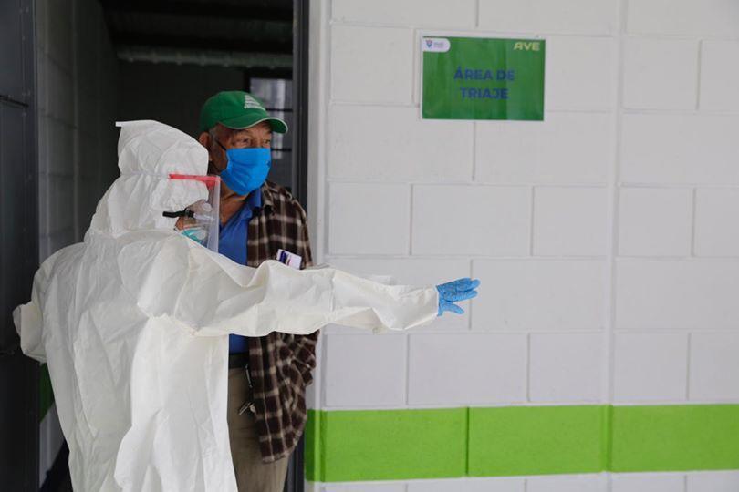 MSPAS reporta 387 personas contagiadas y 25 fallecidos por Covid-19