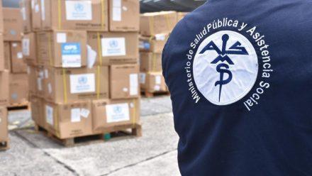 OPS dona equipo protección para personal de Salud por más 1.1 millones de dólares