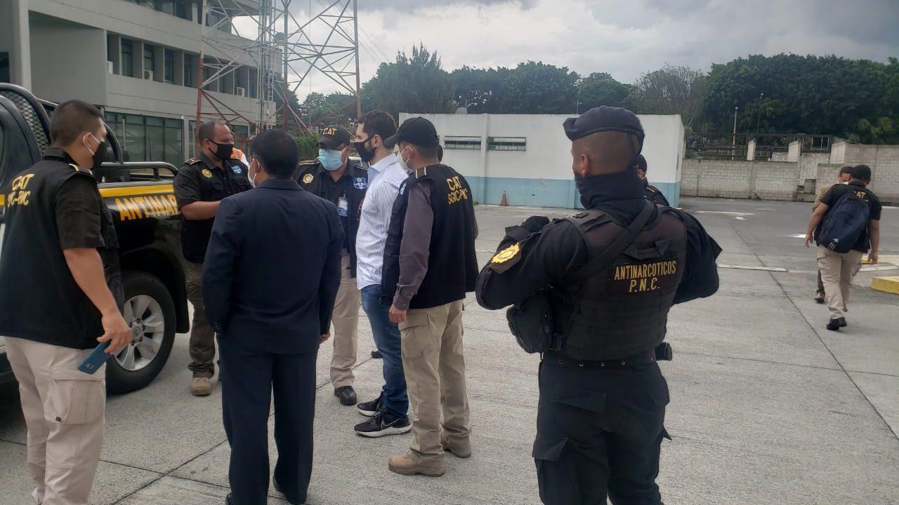 Preparan extradición a EUA de hijos expresidente panameño