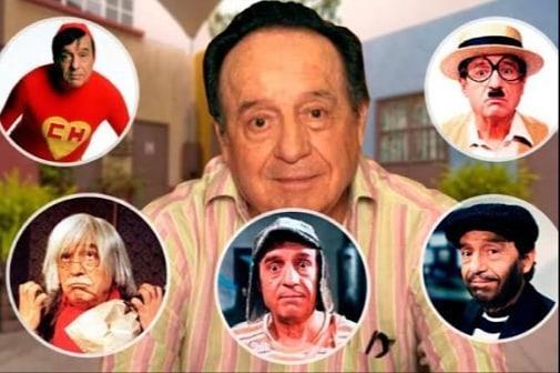 Florinda Meza fustiga decisión de sacar del aire programas de Chespirito
