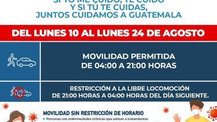 Presidente confirma aumento de casos en municipios, pero asegura que medidas de prevención contra Covid-19 dan resultado