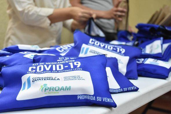 Guatemala acumula casi 75 mil casos de Covid-19