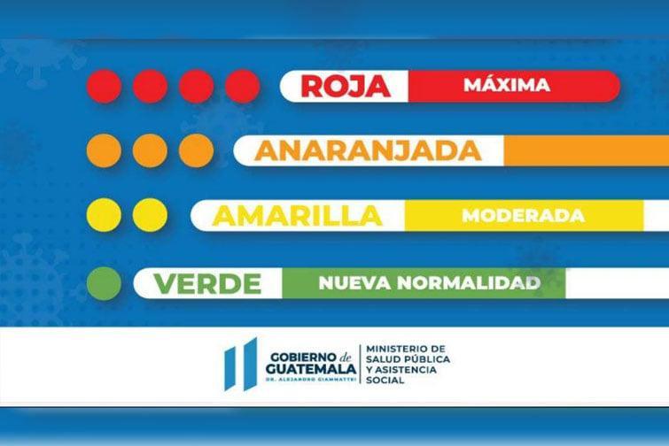 201 municipios en rojo por coronavirus, que ha dejado más de 77 mil contagios y dos mil 852 muertes