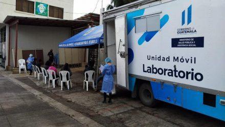 Guatemala supera los 90 mil casos de coronavirus, con tres mil 229 fallecidos