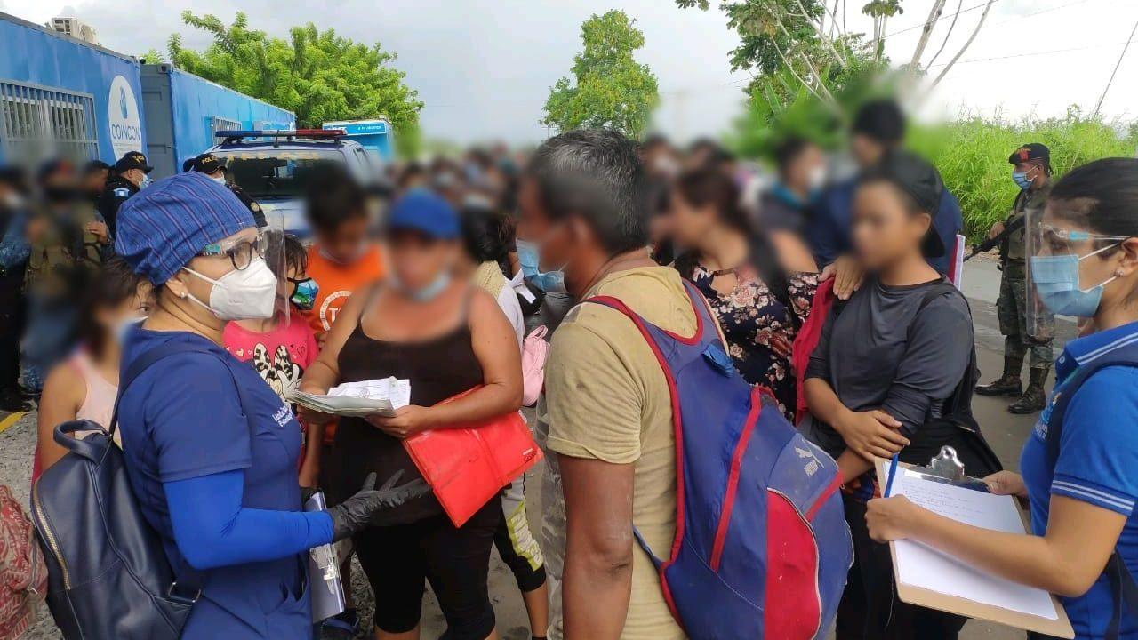 Gobierno decreta Estado de Prevención por paso caravana migrantes