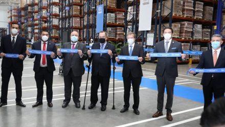 Nestlé inaugura en Guatemala centro para distribución de productos a nivel continental