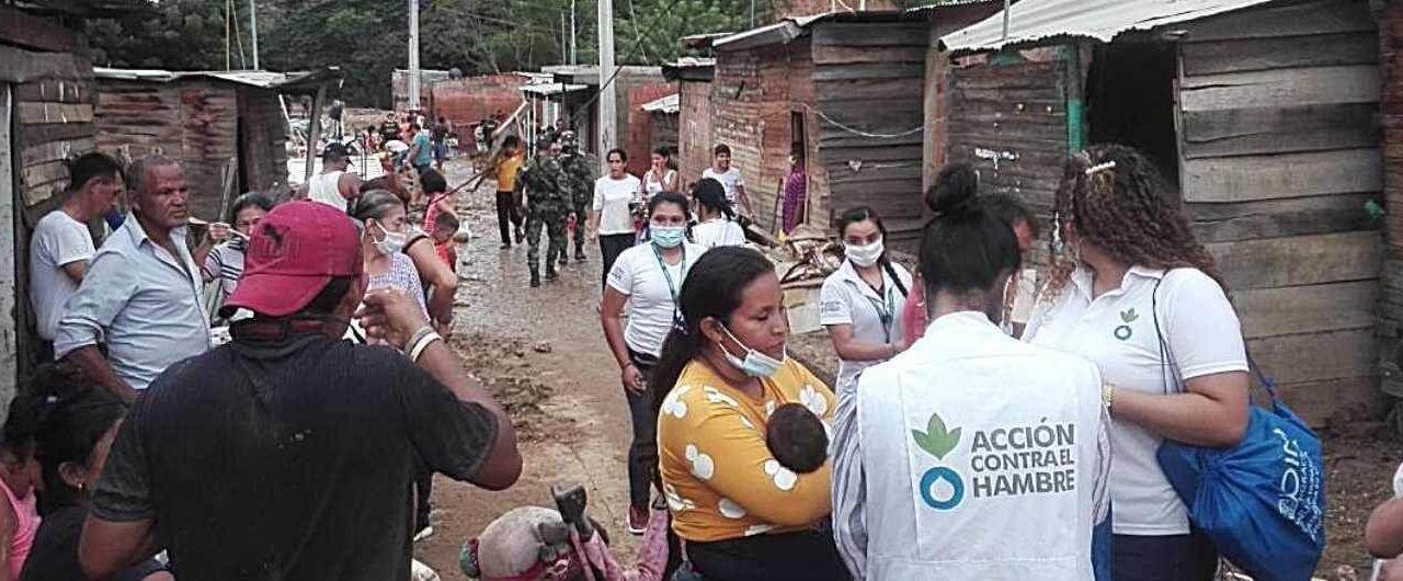 Entidad internacional advierte sobre crisis humanitaria en CA por paso huracanes