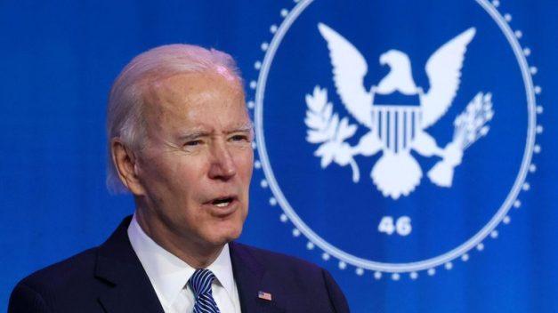Biden anuncia ambicioso plan de rescate económico por pandemia