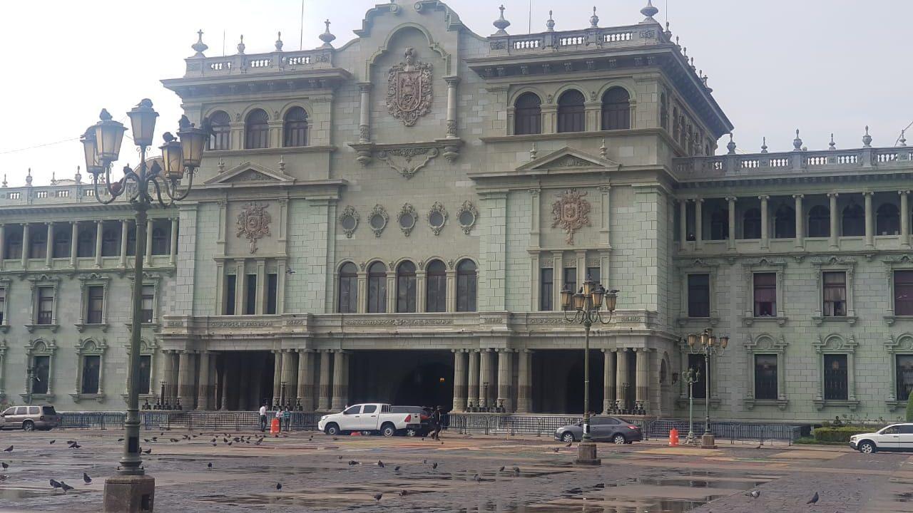 Palacio Nacional, símbolo del poder en Guatemala, lucirá sus mejores galas en el año del Bicentenario de la Independencia